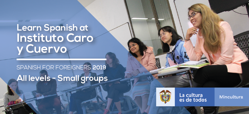 Study Spanish at the Instituto Caro y Cuervo